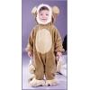 Cuddly Monkey Toddler Costume